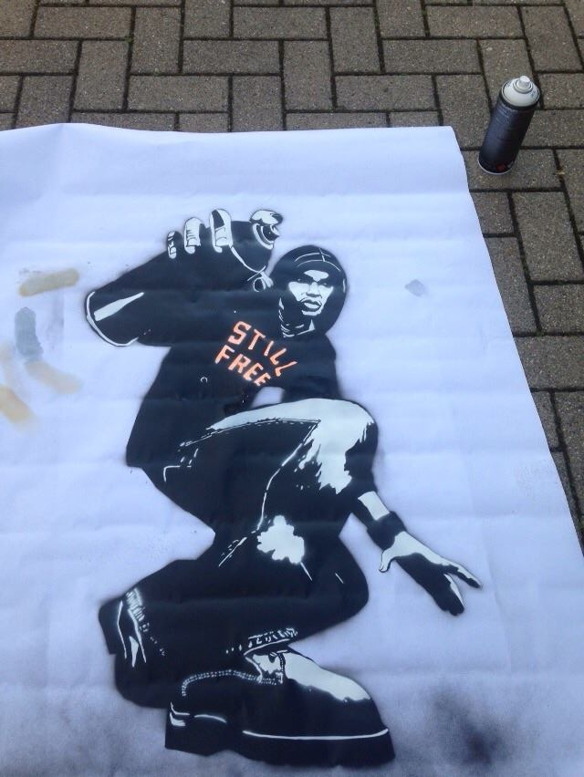 Street Art School @ Schenefeld