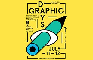 Auf den Graphic Days Hamburg