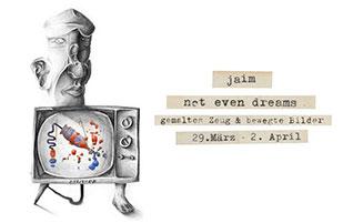 Ausstellung »not even dreams« von jaim