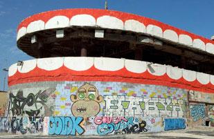 Graffiti und Streetart in Tel Aviv